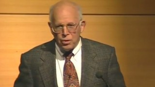 """1998 Karl Taylor Compton Lecture — John H. Gibbons, """"Governance of Science and Technology…"""""""