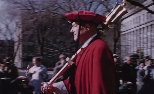 MIT Centennial Procession (1961)