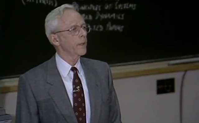 "16th Killian Award Lecture No 2. (1988) — Jay W. Forrester, ""The Common Foundation…"""