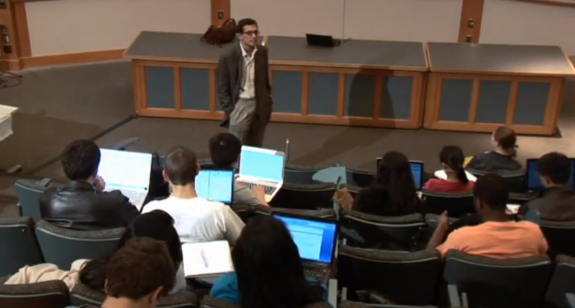 Banerjee & Duflo: 14.73 Lecture 19 — The Promise and Perils of Microfinance