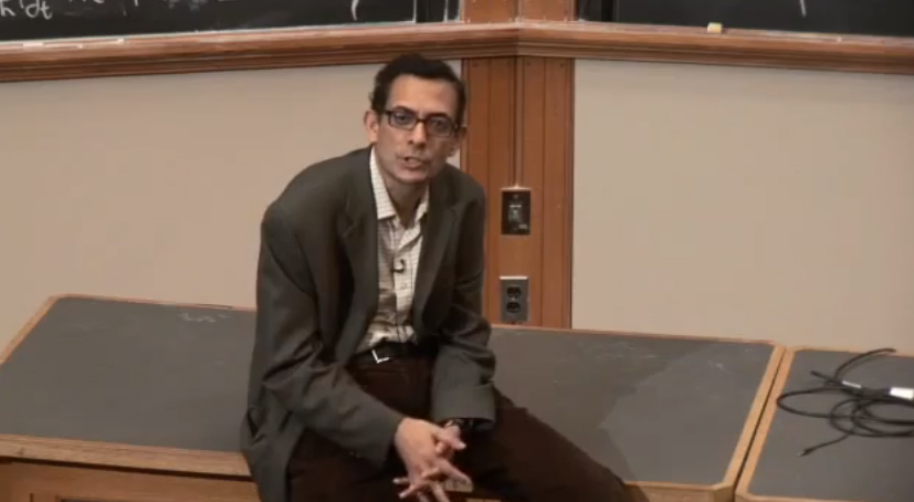 Banerjee & Duflo: 14.73 Lecture 22 — Entrepreneurs and Workers