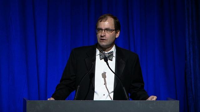 David Mindell – President Reif Inaugural Ball