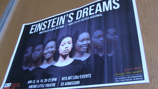 Practicum: Directing Einstein's Dreams